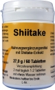 Shiitake-Tabletten